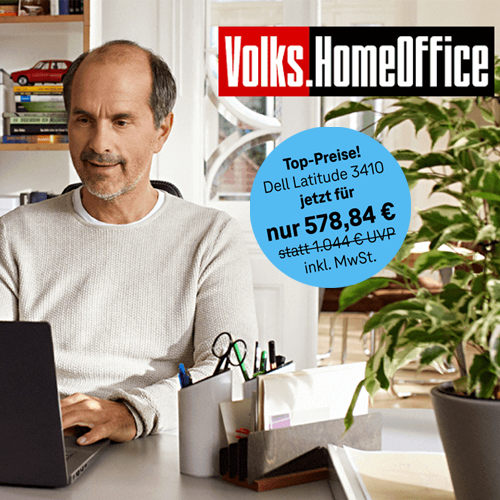 Homeoffice Aktion